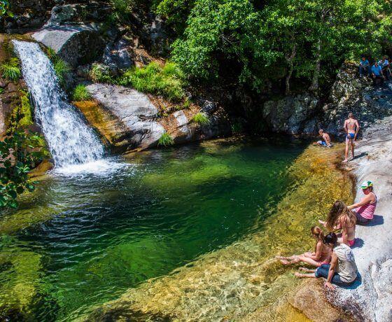 excursión baños paradisiacos Valle del Jerte y la Garganta de los infiernos