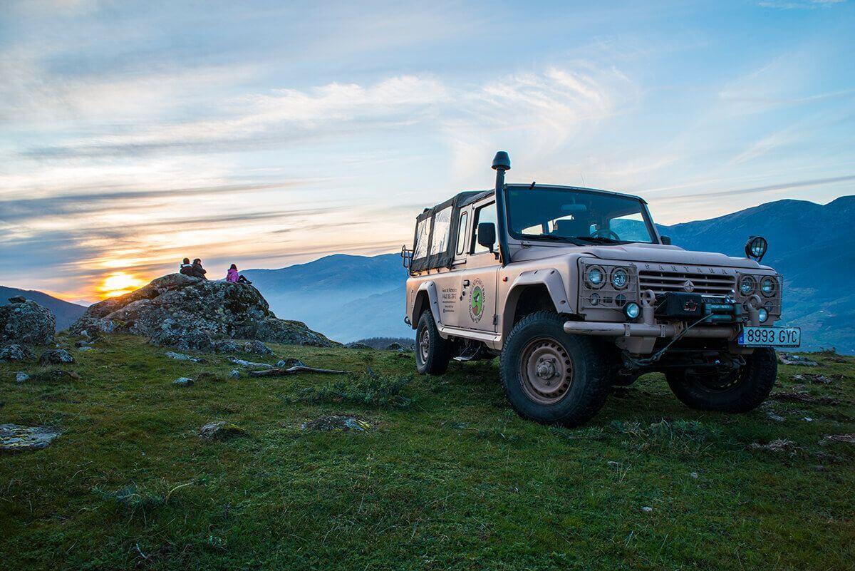 Excursiones 4x4 garganta de los infiernos valle del Jerte, turismo de naturaleza, activo y de aventura