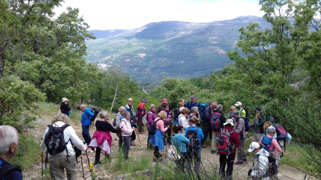senderismo Valle del Jerte