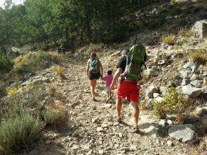 Excursiones guiadas 4x4 y senderismo garganta de los infiernos valle del Jerte, turismo de naturaleza, activo y de aventura